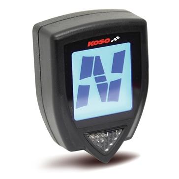 Koso Indicateur de position de vitesse Universel - 205163