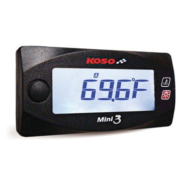 Koso Mini3 Dual Temperature Meter Universal - 205207
