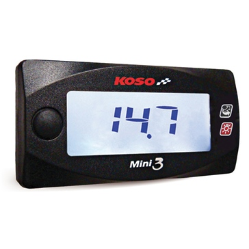 Koso Mini Air/Fuel Ratio Meter Universal - 205208