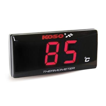 Koso Super Slim Style Thermometer Fahrenheit Universal - 205267