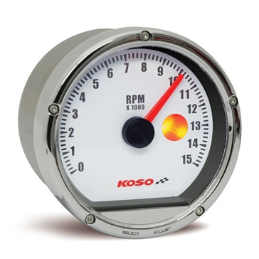 KOSO DB-01R+ Multifunction Meter