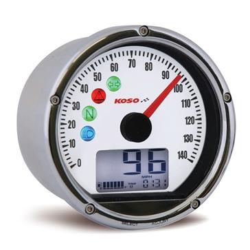 KOSO TNT-01S Speedometer Universal