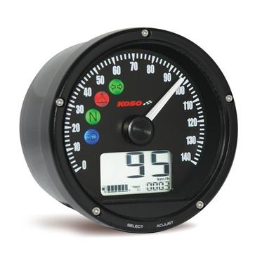 Koso TNT-01S Speedometer Universal - 205272