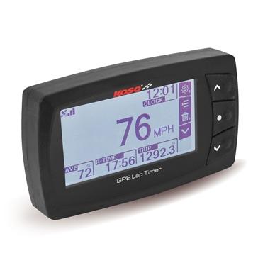 KOSO GPS Lap Timer Universal