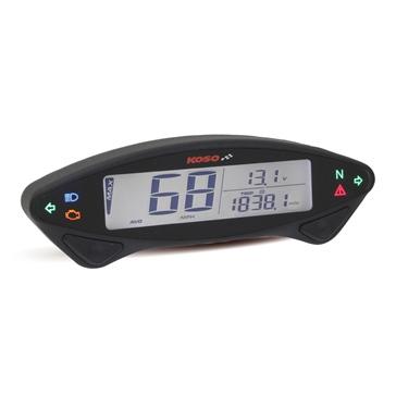Koso Indicateur de vitesse EX-02S Universel - 205275
