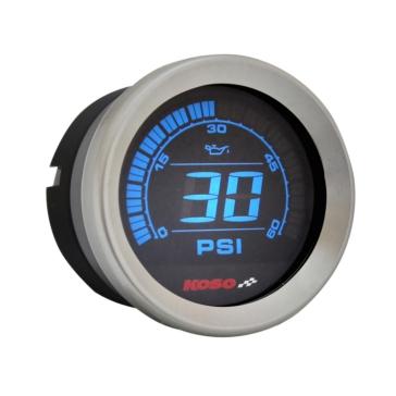 KOSO HD-02P Oil Pressure Indicator Universal