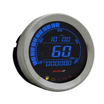 KOSO HD-02S Speedometer multi-functions