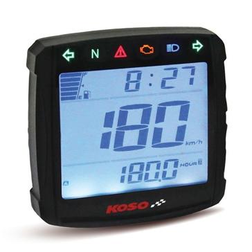 Koso Indicateur de vitesse XR-01S Universel - 205300