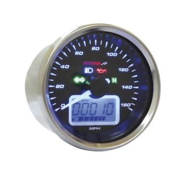 KOSO D-64 Multifunction Speedometer Universal