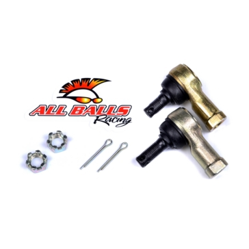 All Balls Tie Rod End Kit Inner, Outer