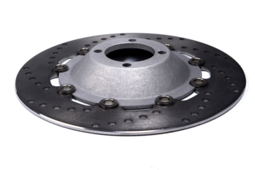 EBC  Standard Brake Rotor Fits BMW - Front right
