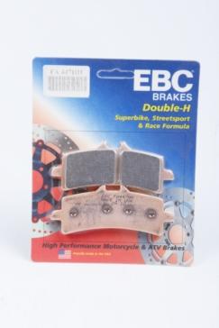 EBC  Double-H Superbike Brake Pad Sintered metal - Front