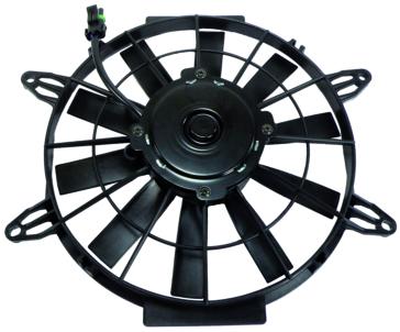 Ensemble complet de ventilateur à radiateur ALL BALLS RACING