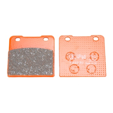 EBC  V-Pad Brake Pad Semi Metallic - Front