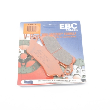 EBC  V-Pad Brake Pad Sintered metal - Rear
