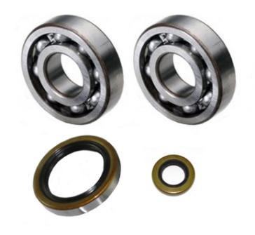 All Balls Crankshaft Bearing & Seal Kit Off Road Gas Gas - Dirt bikes