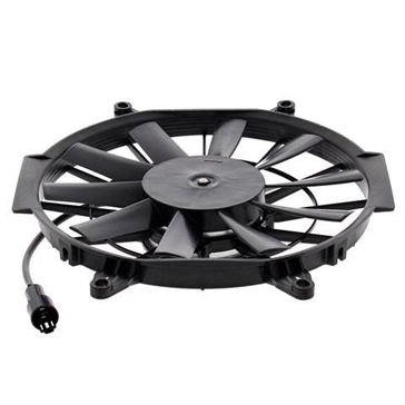 All Balls Complete Radiator Fan Kawasaki