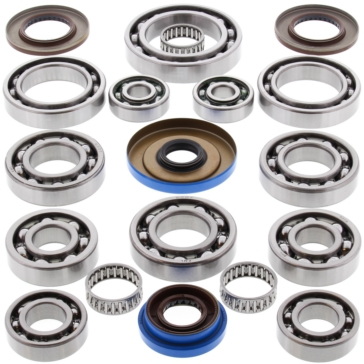 All Balls Differencial Bearing Repair Kit Fits Polaris, Fits Honda