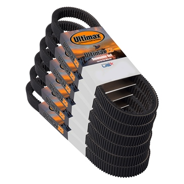 Ultimax XS Drive Belt XS821-6PK