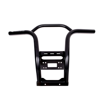 HMF Performance HD Bumper Front - Steel - Honda