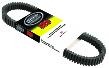 Courroie d'entraînement Ultimax Pro pour motoneige CARLISLE BELTS ULTIMAX 144-4640U4