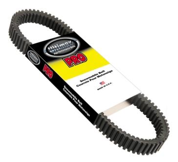 125-4240U4 CARLISLE BELTS ULTIMAX Ultimax Pro Snowmobile Drive Belt