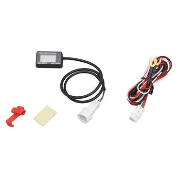 SHINDY Voltmètre numérique compact Transmetteur de température de courroie