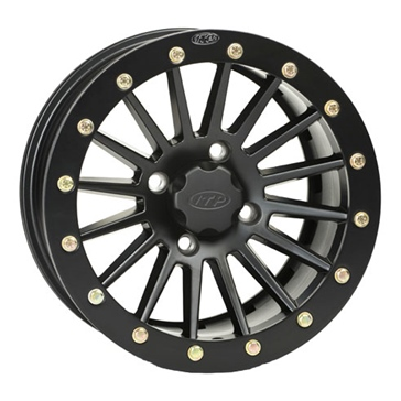 ITP SD-Series Dual Beadlock Wheel 14x7 - 4/115 - 5+2