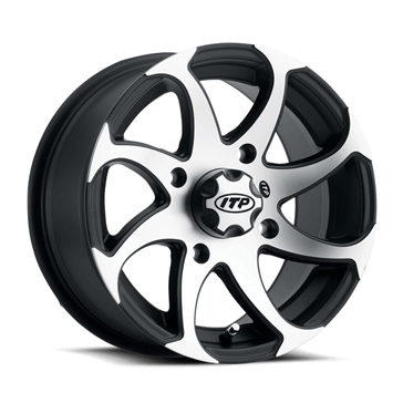 ITP Twister Wheel 14x7 - 4/137 - 5+2