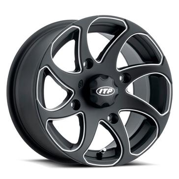 ITP Twister Wheel 14x7 - 4/156 - 5+2