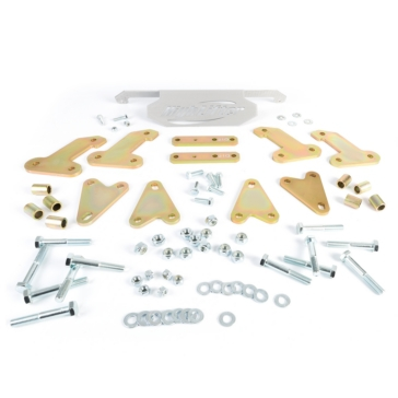 High Lifter Lift Kit 4'' Polaris - +4""