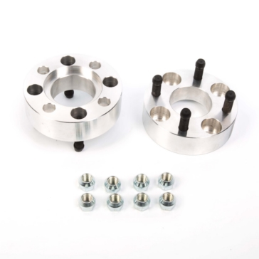 Rear HIGH LIFTER Wide Trac Aluminum Wheel Spacer