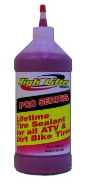 Liquid HIGH LIFTER Pro Series Tire Sealant
