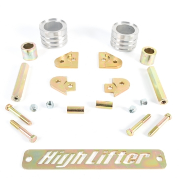 "2"" HIGH LIFTER Signature Series 2"" Lift Kit - PLK800-50"