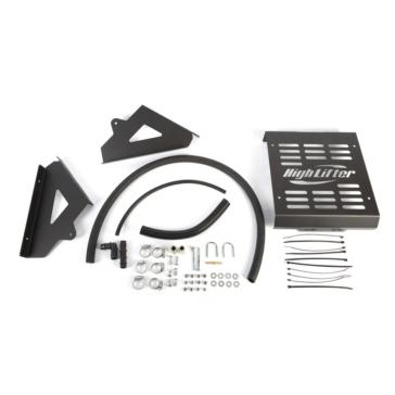 Steel HIGH LIFTER Radiator Relocation Kit