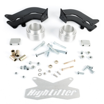 High Lifter Lift Kit Can-am - +4""