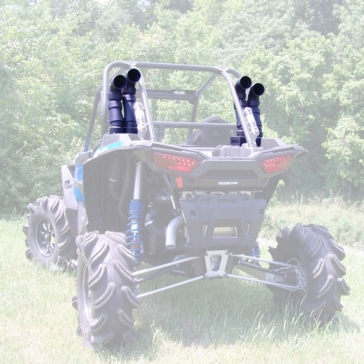 Ensemble de rallonges d'entrée d'air - SNORK-RZR1-1 HIGH LIFTER