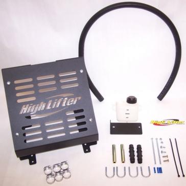 HIGH LIFTER Radiator Relocation Kit Steel