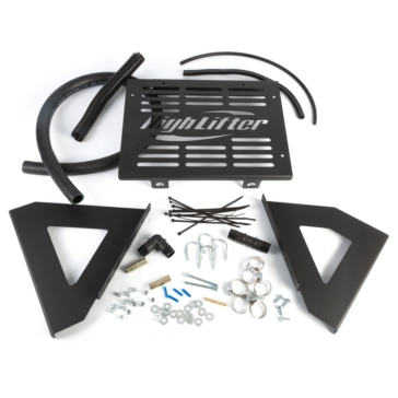 HIGH LIFTER Radiator Relocation Kit Steel