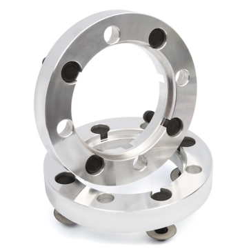 Front, Rear HIGH LIFTER Wide Trac Aluminum Wheel Spacer - Grade 10.9
