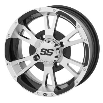 ITP SS Alloy SS112 Sport Wheel 10x5 - 4/144 - 3+2