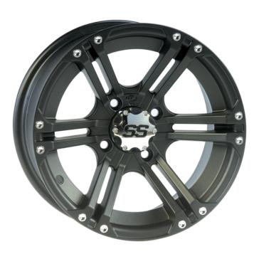 ITP SS Alloy SS212 Wheel 12x7 - 4/115 - 5+2