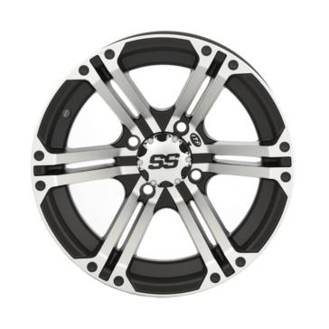 ITP SS Alloy SS212 Wheel 14x8 - 4/110 - 3+5