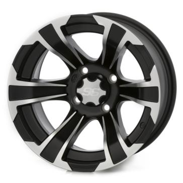 ITP SS Alloy SS312 Wheel 14x8 - 4/110 - 3+5