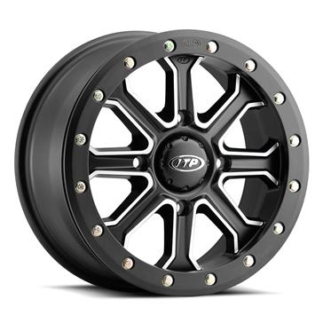 ITP Velocity Wheel 15x7 - 4/137 - 5+2