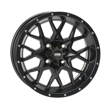 ITP Wheel Hurricane 15x7 - 4/115 - 5+2