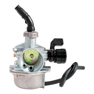 Carburateur assemblé pour moteur 4 temps de 19 mm OUTSIDE DISTRIBUTING 4 temps - Style horizontal