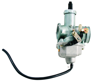 4 Stroke - Vertical style OUTSIDE DISTRIBUTING 4-Stroke 30 mm Complete Carburetor with Hand Choke