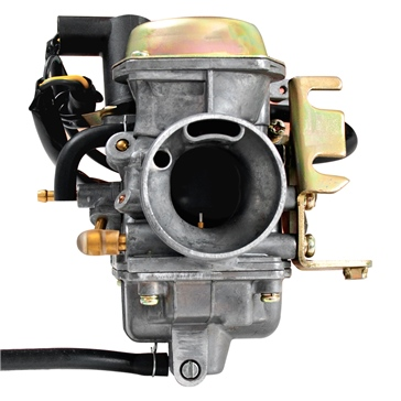 4 Stroke - GY6 style OUTSIDE DISTRIBUTING Complete GY6 250cc Performance Carburetor