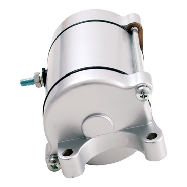 OUTSIDE DISTRIBUTING Starter Motor Fits 150-250 cc Air-Cooled 4-Stroke Engines